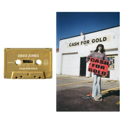 Cash for gold by oreo jones