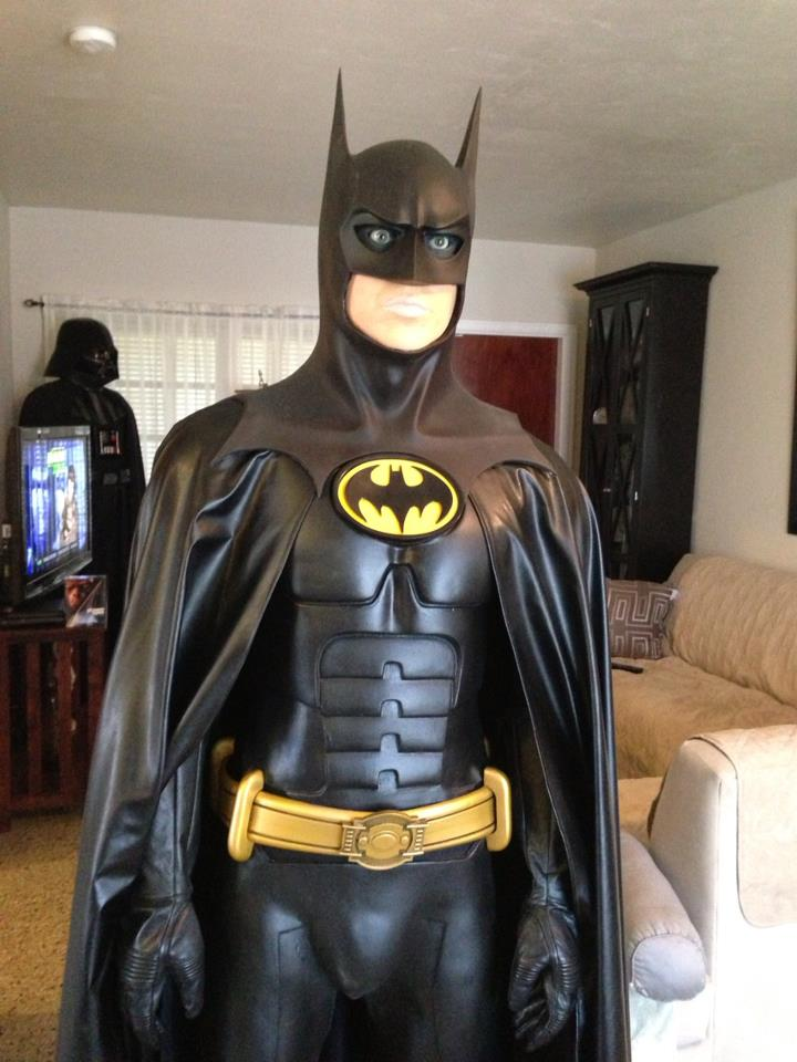 Batman Returns Costume Kit Urethane On Storenvy