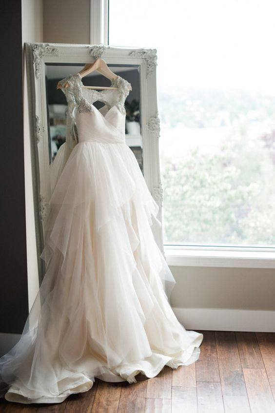 Wedding dress,bridal gown,beautiful wedding dress,open back wedding ...