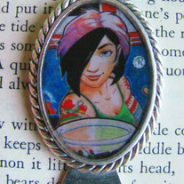 """True Love and other Fairy Tales"" - Bookmark"