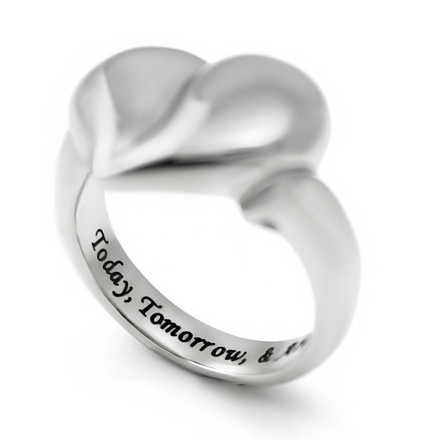 promise ring poesy ring today tommorow