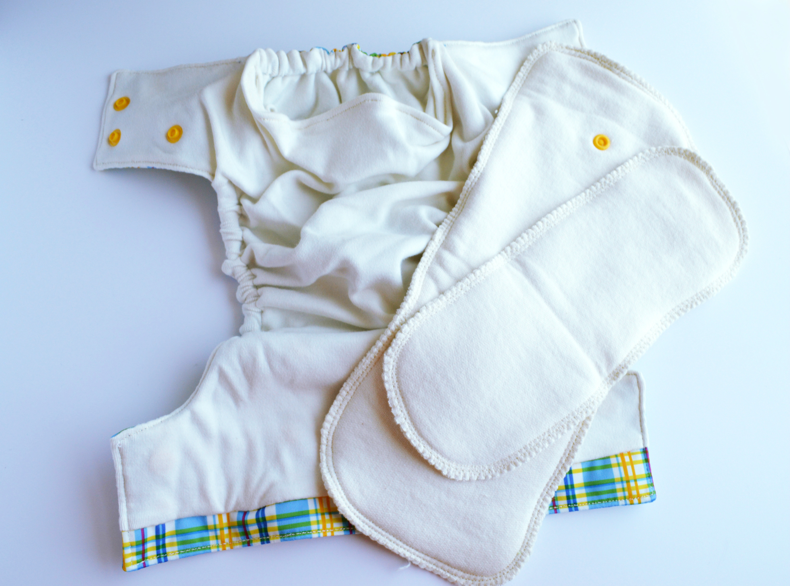 OS Pocket Diaper Bamboo Poindexter · BaBa Bottoms · line Store