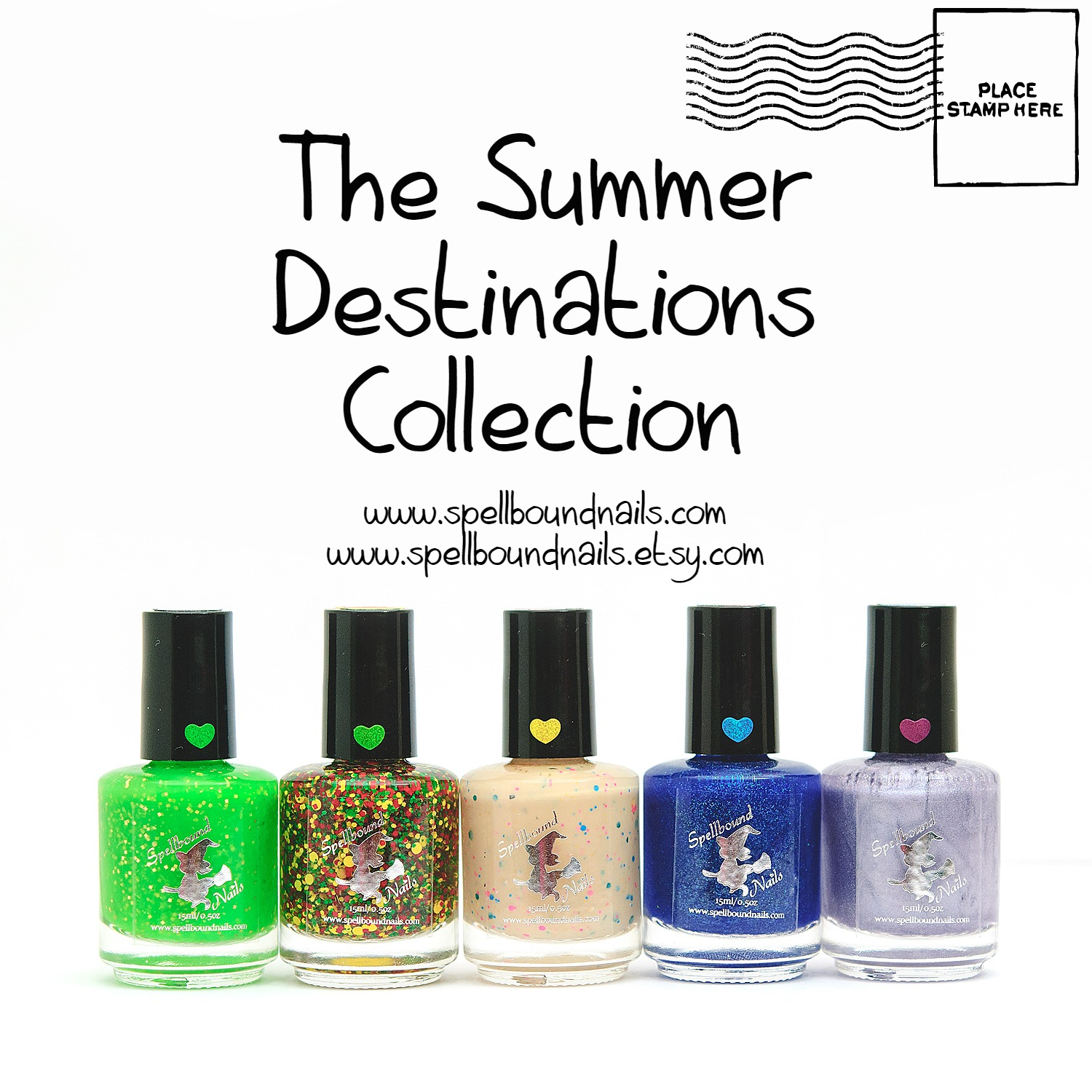 FULL SIZE Summer Destinations Collection - Custom summer scented ...
