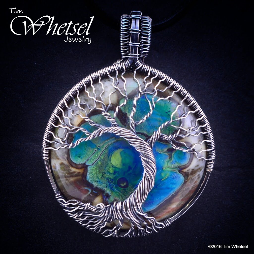 Wire Wrapped Sterling Center 19800009 Ts19 Test Set Open Circuit Testing Short Ebay Silver Tree Of Life Pendant With Glass Cabochon Handmade Rh Tdwjewelry Storenvy Com Pendants Wrapping Tutorials