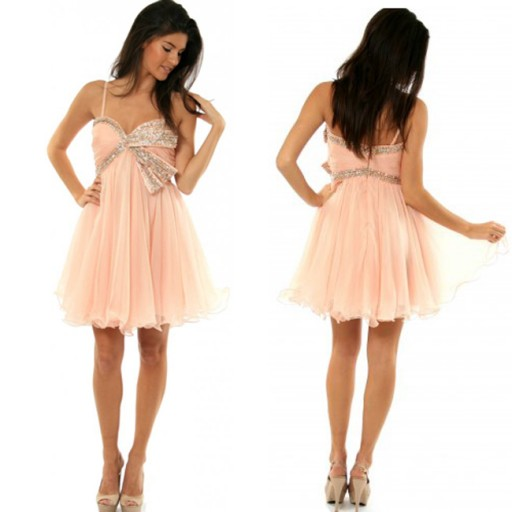 Solo Dress Blush Pink Homecoming Dress,Light Pink Homecoming Dresses ...