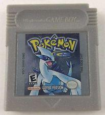 pokemon silver cartridge