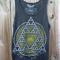 Sierpinski Triangle Tank medium photo