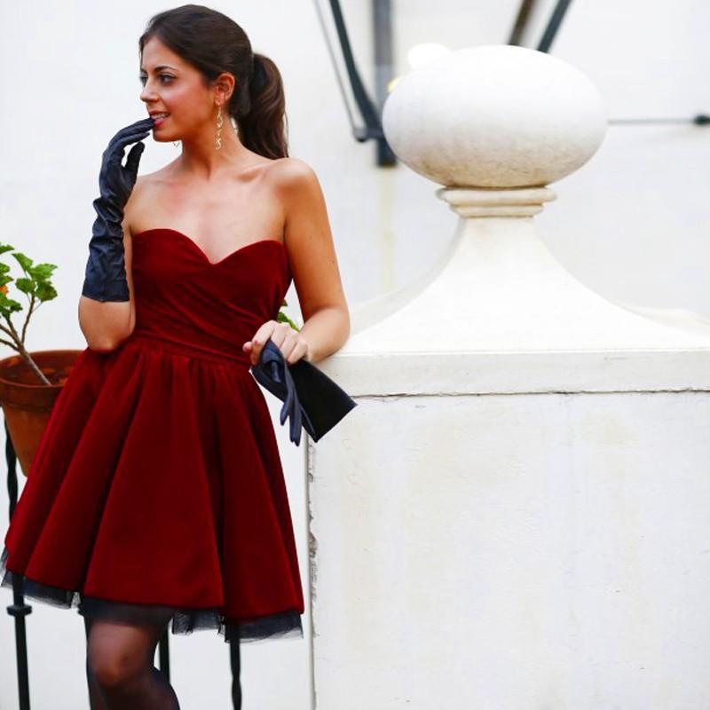 J117 Cute Homecoming Dress,Mini Homecoming Dresses,Short Homecoming ...