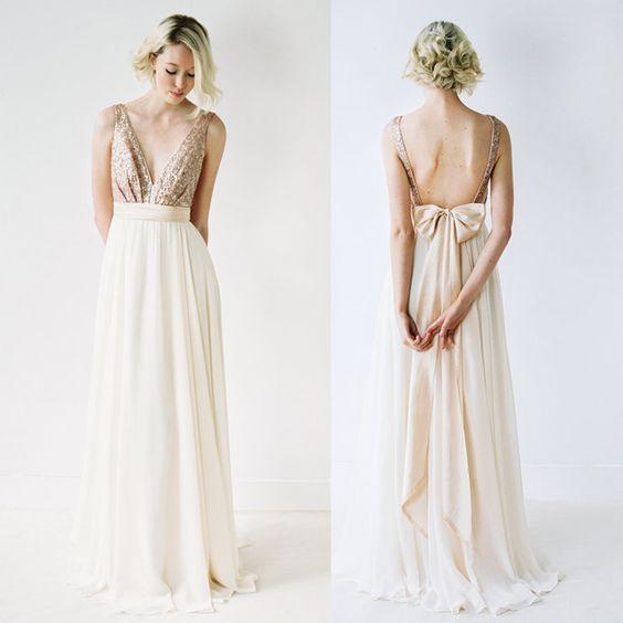 Gold sequin bridesmaid dress long bridesmaid dress off for Gold sequin wedding dress