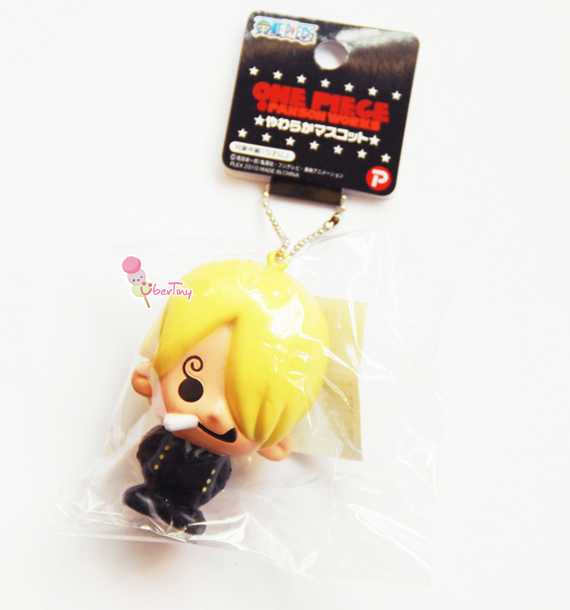 Rare* (Licensed) One Piece x Panson Works Squishy - Sanji ? Uber Tiny ? Online Store Powered by ...