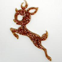 The Dazzling Deer