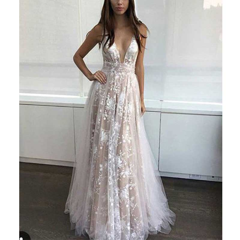 Formal Lace prom dresses, Long prom dress, 2017 prom dress ...
