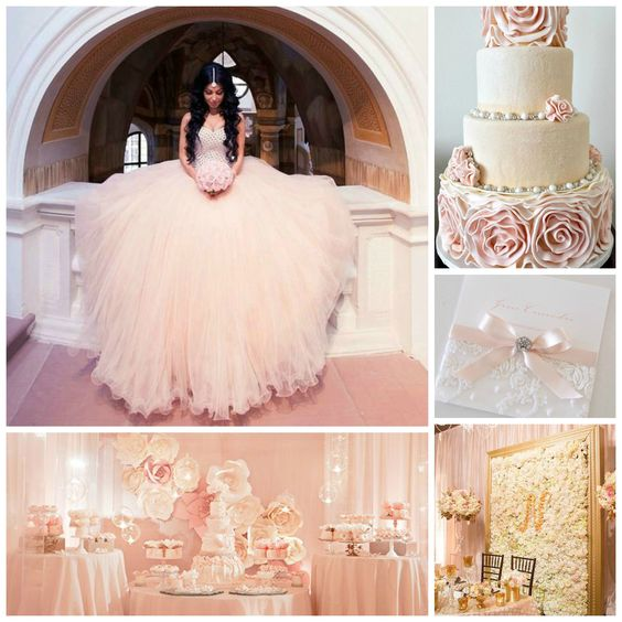 Pretty Glitter Quinceanera Dress Modest Ball Gown Tulle Wedding ...