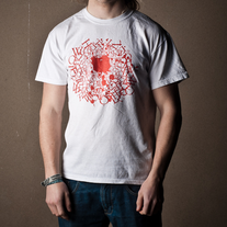 Blood Letters T-Shirt