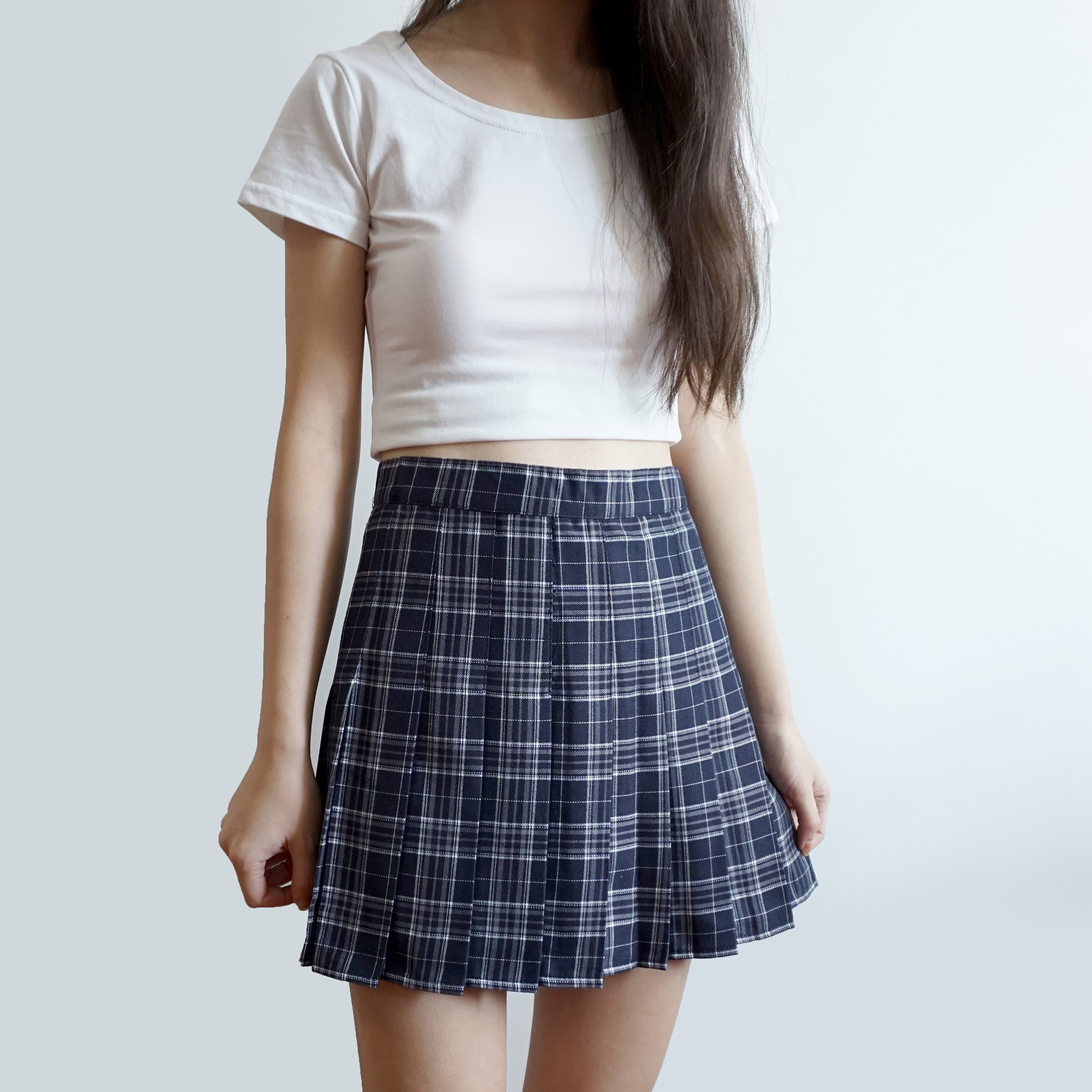 Plaid Tennis Skirt (3 Colors) · Megoosta Fashion · Free shipping ...
