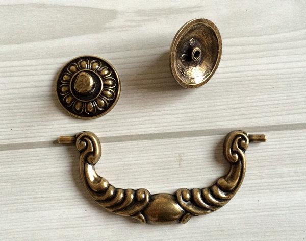 3 1 2 drop bail swing dresser pull drawer knobs pulls for Furniture bail pulls