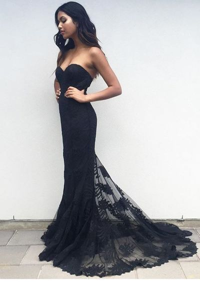 prom dresses 2018,cheap prom party dresses,lace prom dresses,mermaid ...