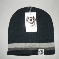 MAD COW BEANIE (BLUE)