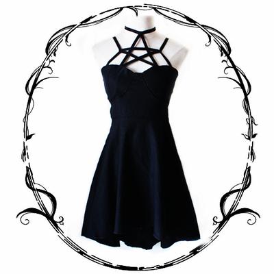 Black dress 20 400