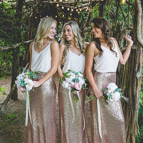 Hot selling bridesmaid dresses two piece bridesmaid for Wedding dress shops in ma