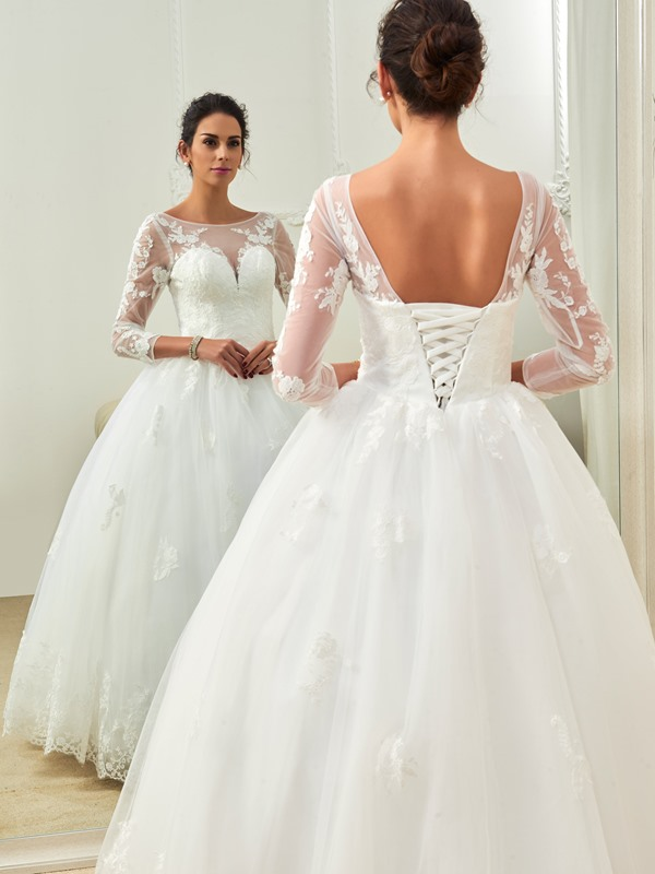 Wedding Dress,A Line Wedding Dresses,Elegant Bridal Dresses 478 ...