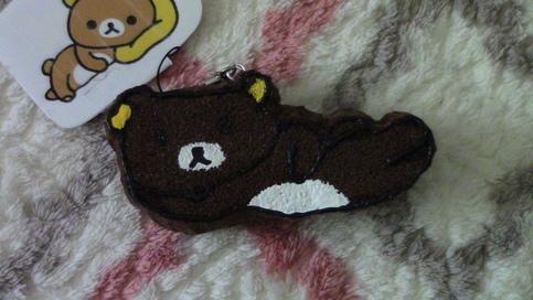 Homemade Squishy Tags : Homemade Rilakkuma Lying Down Squishy ? Kawaii Meg ? Online Store Powered by Storenvy