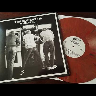 """Lp+cd: the blendours """"no respect"""""""