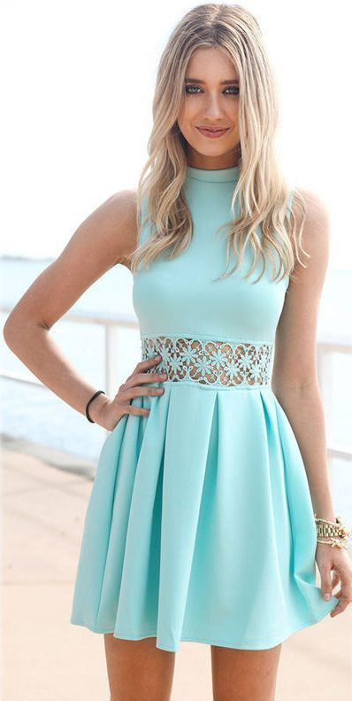 Homecoming Dress,blue prom dress,short prom dresses,homecoming ...