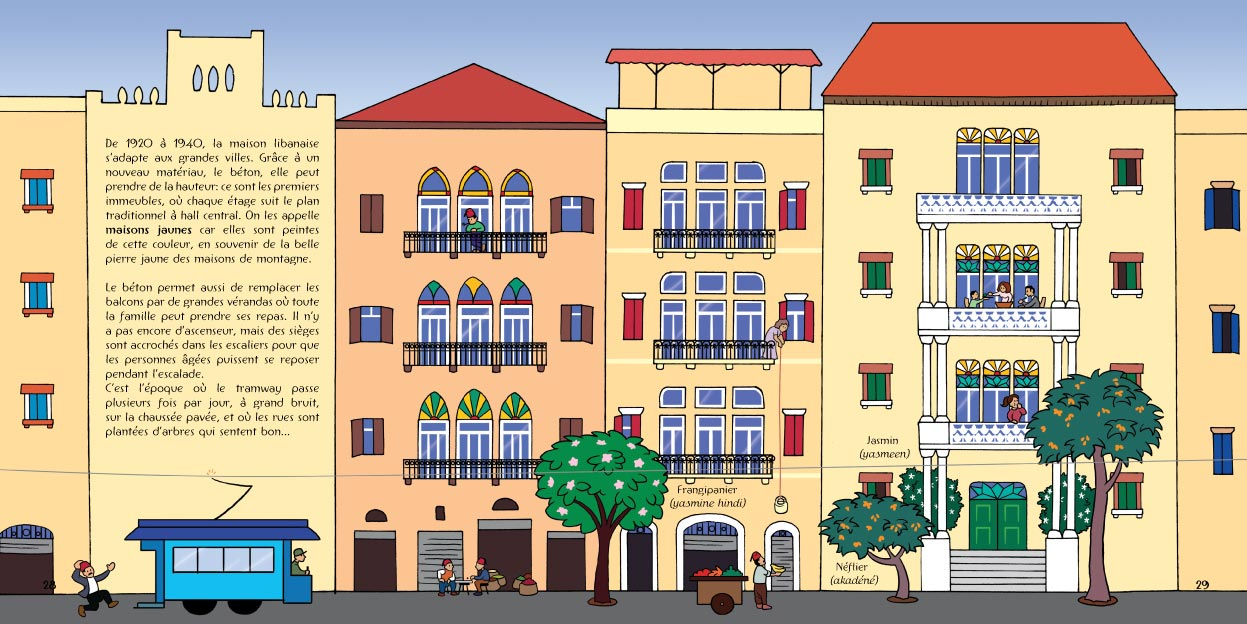 Majnouna houses of lebanon maisons du liban online for Maison prefabriquee liban