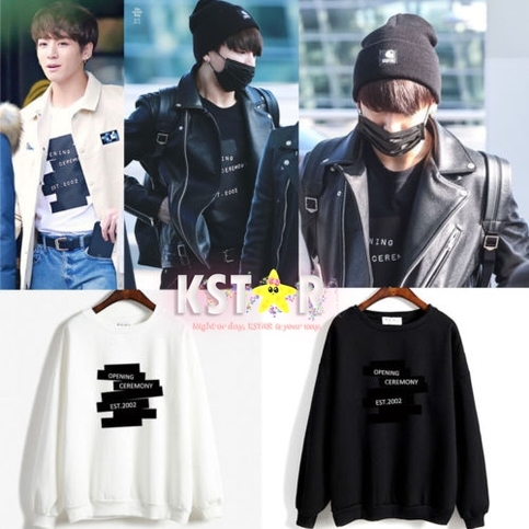 Jungkook S Style Oc Sweater 183 K Star 183 Online Store