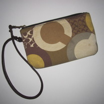 Coach Wristlet (not real lol)