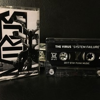 System Failure - Indonesian Release - Cassette -   medium photo