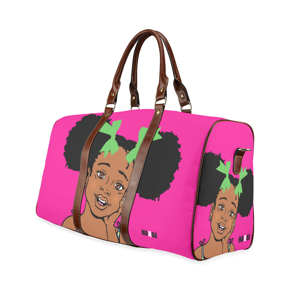 1a09bdd91a small travel bags images Summer in pink small travel bag makeba design and  print shop png