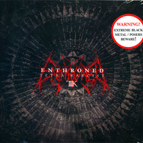 Enthroned – Tetra Karcist CD