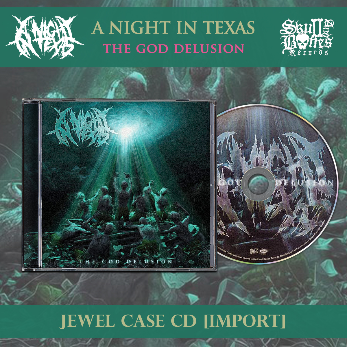 A Night In Texas The God Delusion Zip