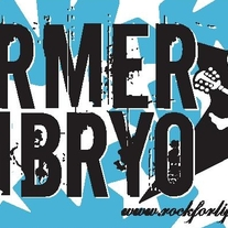 """Former Embryo"" Bumpersticker"