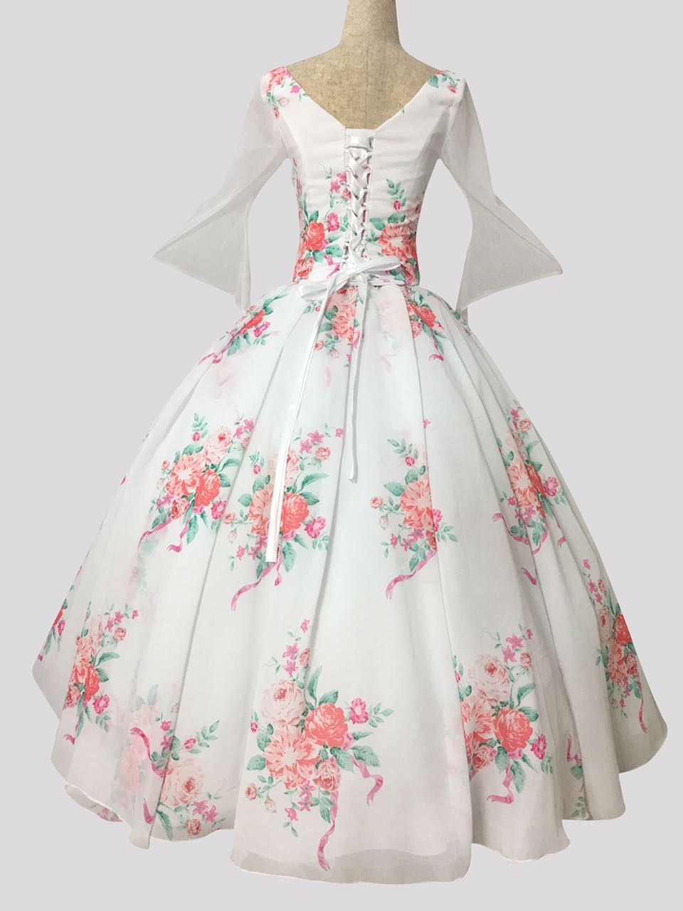 P220 COSPLAY beauty and beast princess belle celebration Costume ...