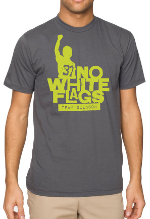 Tg No White Flags Mens T Shirt On Storenvy