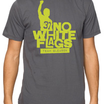 TG No White Flags Mens T-shirt