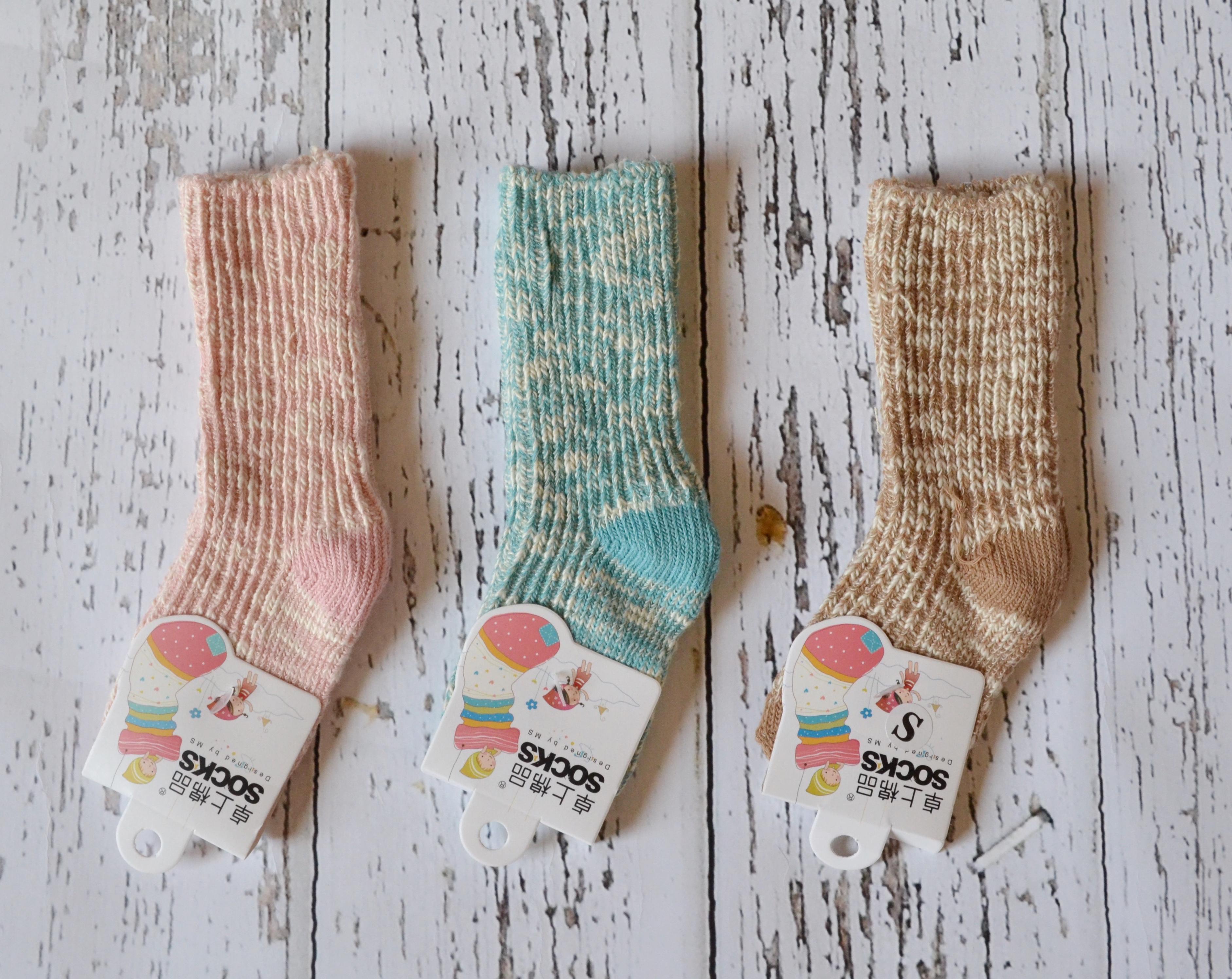 Baby and Toddler knee socks · Little Nug Republic · line