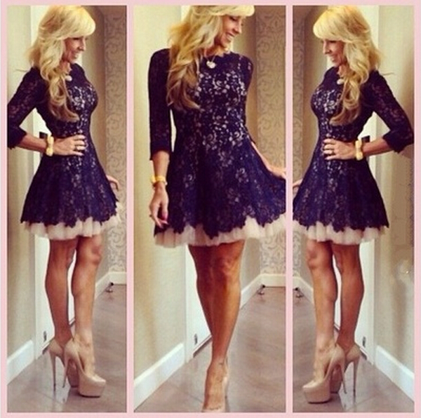 Long Sleeve Formal Dresses for Juniors