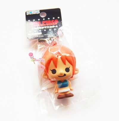 Rare* (Licensed) One Piece Squishy - Nami ? Uber Tiny ? Online Store Powered by Storenvy