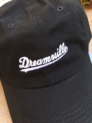 47376e27bc7f8 Dreamville EMBROIDERED Custom Unstructured Dad Hat Cap J Cole TDE Nation New