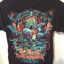 The Black Dahlia Murder Tee (XS)