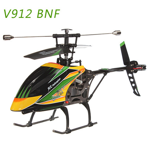 Large WLtoys V912 4CH Single Blade RC Helicopter With Gyro BNF (Body Only)