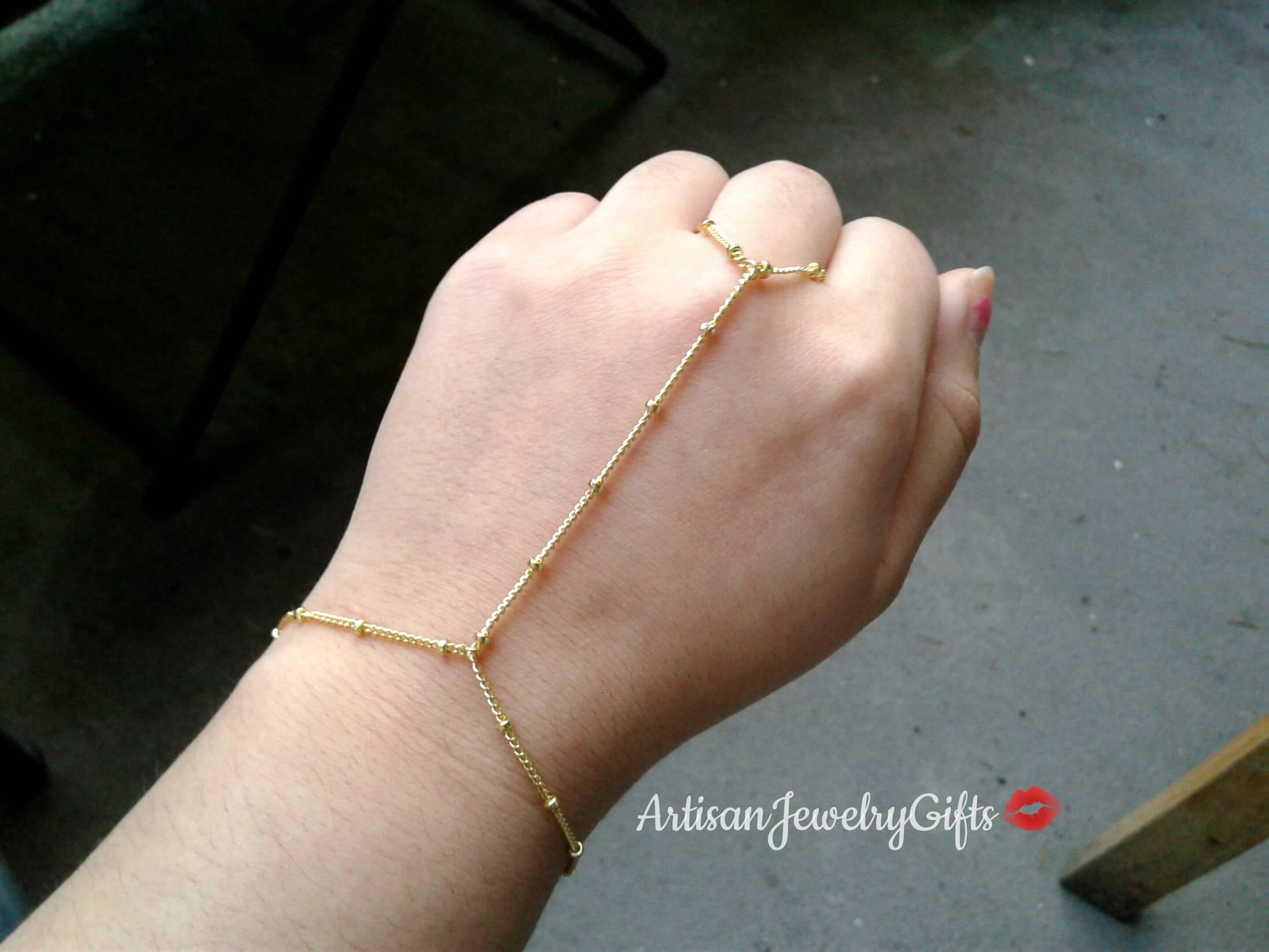 2019 year for girls- Slave Boho hand jewelry