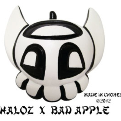 Haloz x badapplez by steve lew