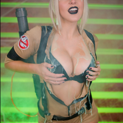 Ghostbuster (11x17 signed print)