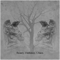 Frostmoon Eclipse / Chaos Moon / Benighted in Sodom - Beauty, Darkness, Chaos CD