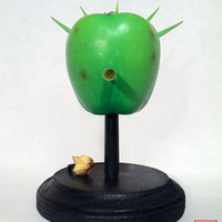 """The Green Apple"" by  Ian Ziobrowski  - Thumbnail 1"